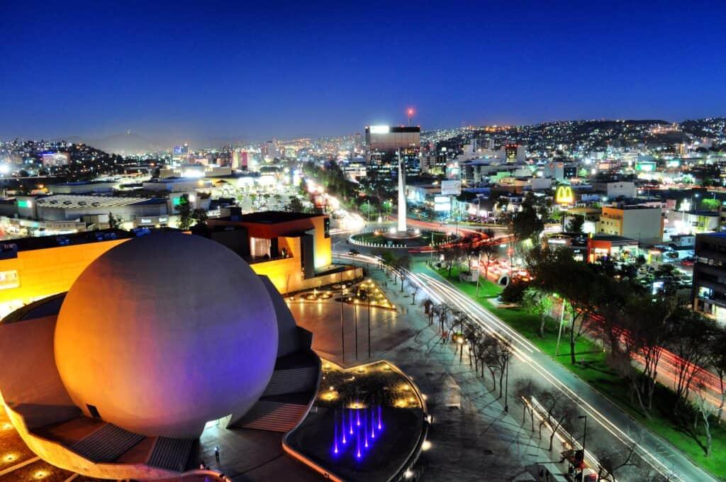 Vista panoramica del Centro Cultural Tijuana Credito Victor Roque
